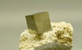普通は立方体で算出されるパイアライト